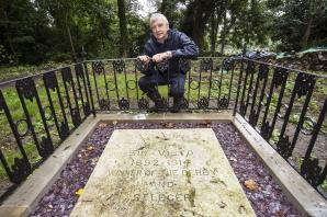 Epsom Derby winners' graves restored to former glory ahead of open days