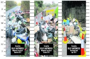 21 Dump Street: Fly-tipper jailed for 44 weeks